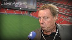 Interview with Harry Redknapp on Betting on Football