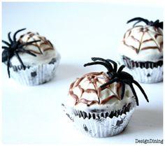 Spookie Cuties: The Very Best Halloween Baby Shower Cupcakes | Disney Baby