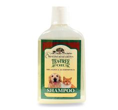 TeaTree Oil Shampoo for Dogs & Cats 120ml