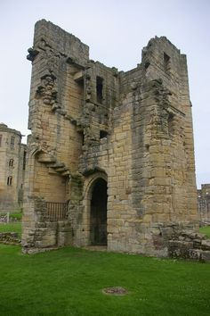 The Lion Tower | Warkworth Castle