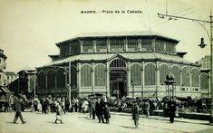 Madrid: Plaza de la Cebada