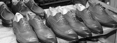 Men shoes handmade in Italy almost complete! #franceschetti #franceschettishoes #madeinitaly #handmade
