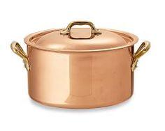 Copper Cookware & Copper Pot Sets   Williams-Sonoma