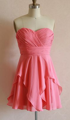 Sweetheart Graduation Dress Prom Dress