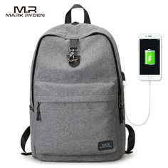 Find More Backpacks Information about Mark Ryden New Arrivals four Colors USB design Backpack Men Male student backpack weekend Mochila,High Quality student backpack,China backpack designer Suppliers, Cheap designer backpack from MARK RYDEN Official Store on Aliexpress.com