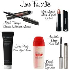 June Beauty Products | #beautyblogger #beauty #makeup #hair #makeuptips