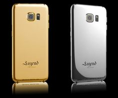 Legend Samsung Galaxy And Edge - Helsinki Company Gives Galaxy A Luxury Makeover - Lux Pursuits Samsung Galaxy Phones, Helsinki, Iphone 6, Gadgets, Mens Fashion, Luxury, Gold, Moda Masculina, Man Fashion