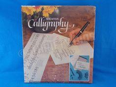 Sheaffer 29 Pc Calligraphy Set Fountain Pen 3 Nibs 20 Ink Cartridges 72260 New #Sheaffer