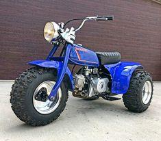 Custom 1984 Honda ATC70