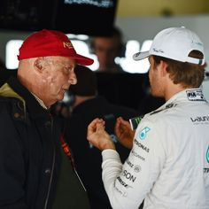 Niki Lauda says he has a lot of sympathy for Nico Rosberg after his championship challenge all but ended due to a reliability issue at the Russian Grand Prix.