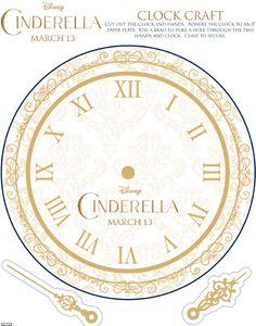 FREE #Cinderella printables!!