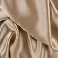 Introducing a top quality Gold Silk Charmeuse made especially for Mood. Of a medium weight, this superb silk features an exquisite drape along with a lovely sheen. Silk charmeuse fabrics are the ideal material for classic gowns, dresses, blouses, and ling Jacquard Fabric, Satin Fabric, Gold Silk Dress, Slip Dress Outfit, Classy Aesthetic, Gold Aesthetic, Mood Fabrics, Silk Material, Silk Charmeuse