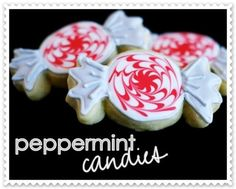 Bake at 350: Peppermint Candy Cookies & and a trip to . . .