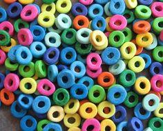Pebble Beads/ handmade by LindenAvenueDesigns