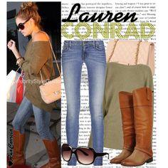 """""""1150. Lauren Conrad"""" by anacorreia on Polyvore"""