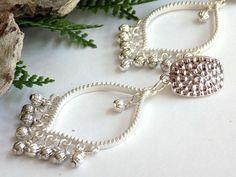 Clip on Earrings Dangle Earrings Gift for Her Silver Earrings Gift for Women Chandelier Earrings Handmade Jewelry Boho Jewelry Boho Earrings Unique Earrings, Boho Jewelry, Clip On Earrings, Statement Earrings, Women's Earrings, Earrings Handmade, Silver Earrings, Handmade Jewelry, Unique Jewelry