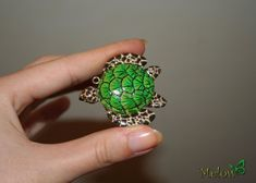 Turtle Fimo/polymer clay by Melow-Fimo on DeviantArt
