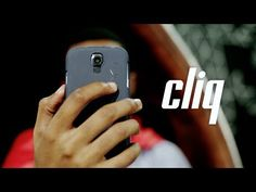 Cliq Android case. Allows you to have shortcuts using the case.