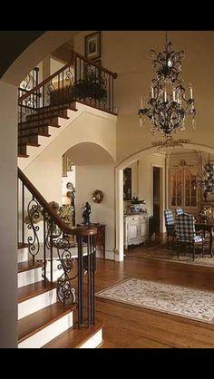 Elegant Country Home Deco Ideas | Classy furniture | Unique furniture