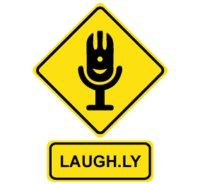 """Laugh.ly, """"changing the way you experience stand-up comedy."""""""