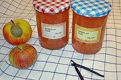 Apfelgelee mit Vanillearoma, ein schmackhaftes Rezept aus der Kategorie Schnell und einfach. Bewertungen: 15. Durchschnitt: Ø 4,1.