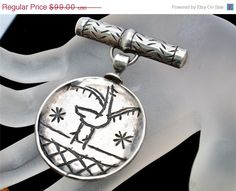 On Sale Vintage Bird Brooch Sterling by TheJewelryLadysStore, $81.18