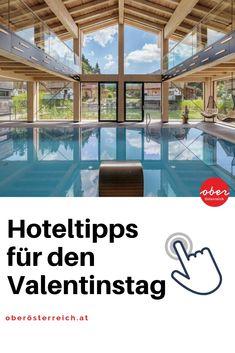 Urlaub zu zweit in Österreich geplant? Wie wäre es mit einer romantischen Überraschung in einem stilvollen Hotel in Oberösterreich? Wir haben die schönsten Hotels für verliebte Paare und Flitterwöchler gefunden: vom Salzkammergut bis ins Mühlviertel. Hier finden Paare die perfekte Auszeit zu zweit in Österreich! #Romantikhotels #Auszeit #Paarzeit #Hochzeitsreise #Flitterwochen #Österreich #Oberösterreich Romantic Vacations