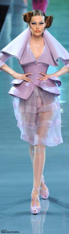 John Galliano for Christian Dior, Haute Couture, Fall/Winter 2008