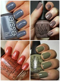 Fall Nail Trends 2016
