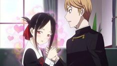 Kaguya-sama: Love Is War is listed (or ranked) 5 on the list The 14 Best Comedy Romance Anime Log Horizon, Anime Titles, Anime Characters, Sword Art Online, Romantic Comedy Anime, Romance Anime, Diabolik Lovers, Digimon Adventure Tri., Top Anime