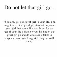 Get One, Take That, Let It Be, I Promise You, Might Have, Never Forget, Don't Let, Regrets, Relationships