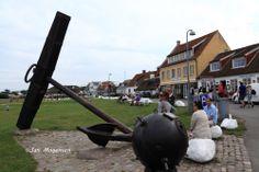 Gilleleje Havn, Danmark