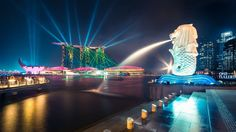Singapore - Lo sbuffo