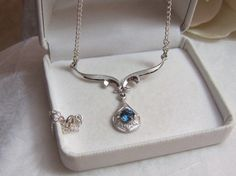 Gemstone & Sterling Necklace Artisan Altered by ExquisiteStudios, $119.00