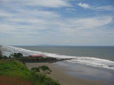Playa El Cuco, San Miguel, El Salvador, Central America