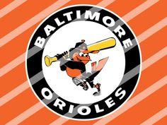 Baltimore Orioles Edible Cake Topper Frosting 1/4 Sheet Image #9