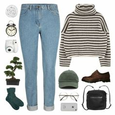 what did people wear in the light blue jeans with rolled legs b24959df328