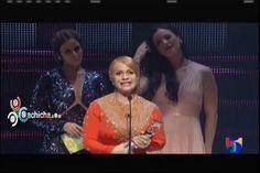 Orquesta de merengue Miriam Cruz #Soberano2013 @Miriam Cruz #Video - Cachicha.com