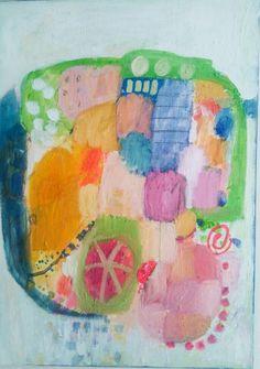 Kobus.m, abstract painting, mandala 25.10