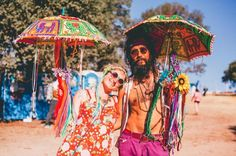 We Asked the Hippies at Lightning in a Bottle What Being a Hippie Is All About | Thump