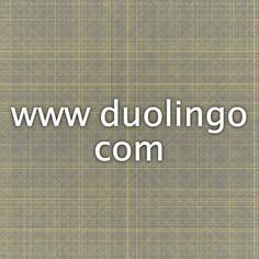 www.duolingo.com - learn italian and challenge friends!