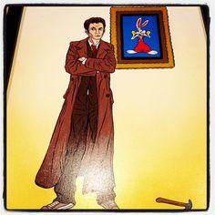 Dr. Who Framed Roger Rabbit.