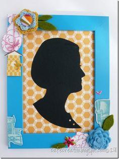 Framed silhouette vignette vignettes silhouettes and silhouette art silhouette tutorial do it yourself solutioingenieria Images