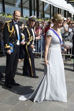 PRINCESS MONARCHY - Prince Edward, Earl of Wessex and The Countess of Wessex.