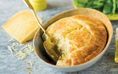 Start Filling Your Trolley Cheese Souffle, Recipe Search, Just Cooking, Cornbread, Baking Recipes, Great Recipes, Delicious Desserts, Good Food, Dinner