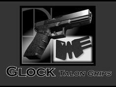 GLOCK MODS: Improving your grip with TALON GRIPS [HD]