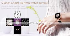 lemfo lem2 bluetooth inteligente SmartWatch reloj de pulsera para ios android dispositivo portátil de fitness monitor de frecuencia 4939161 2016 – $68.99