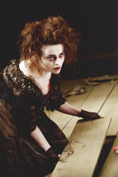 Helena Bonham Carter in Sweeney Todd (2007)