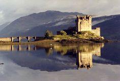 Eilean Donan. Escocia