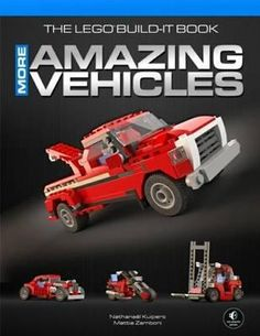 The Lego Build-It Book More Amazing Vehicles